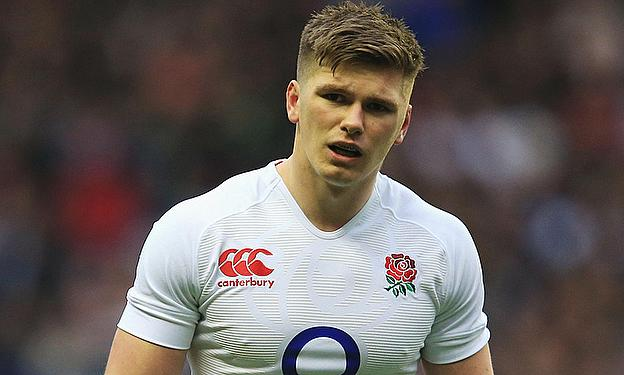 What will Owen Farrell's role be in England's RWC2015 campaign