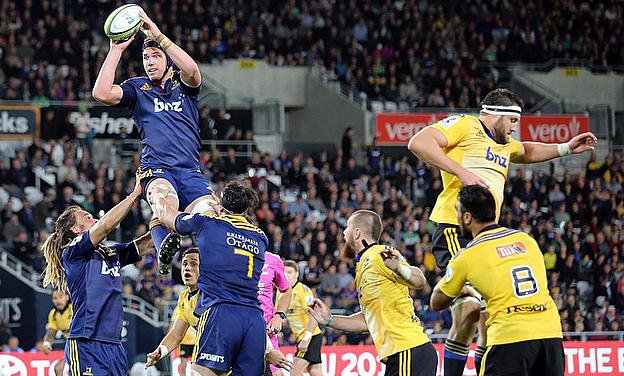 Highlanders and Hurricanes will go face to face in the Super Rugby final