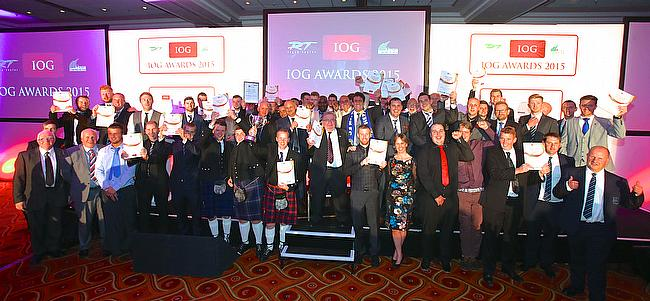 The 2015 IOG Industry Award winners