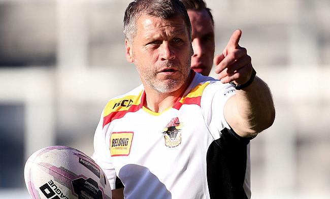 James Lowes is back in rugby union