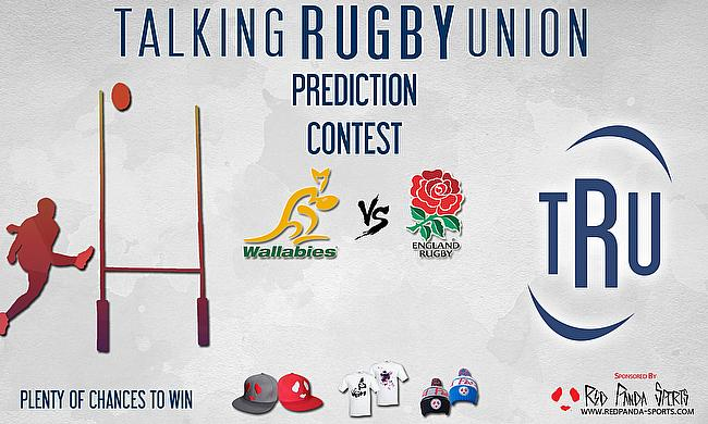Predict & Win - Australia v England 11th June