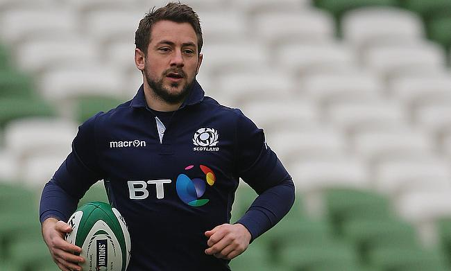 Laidlaw's blitz with the boot help Scotland bag 13-26 win against Japan