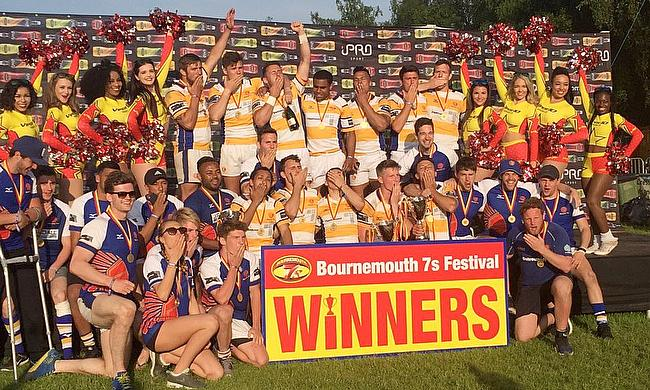 Apache won Bournemouth's Elite 7s competition