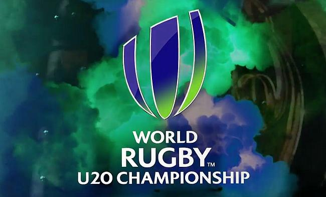 The nominees for World Rugby U20s Player of the Tournament