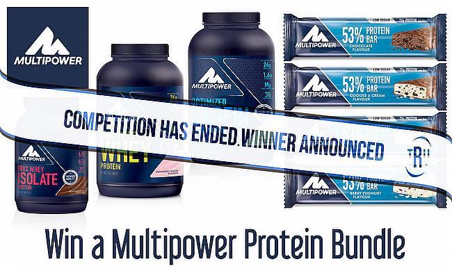 Win a Multipower Protein bundle