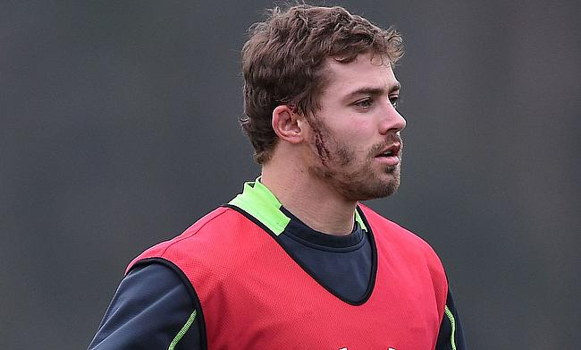 Wales and Toulon star Leigh Halfpernny is ready for a European Champions Cup showdown against Saracens on Saturday
