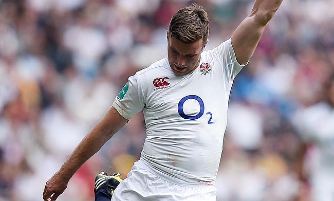 Eddie Jones wants George Ford (pictured) to stay committed to England and Bath.