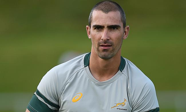 South Africa's Ruan Pienaar ended up on the losing side at the RDS