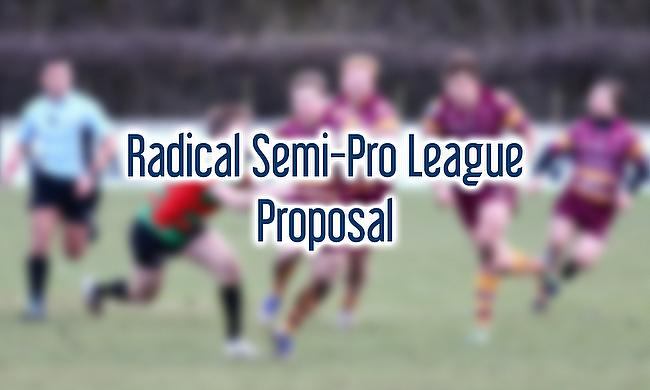 Radical Semi-Pro League - is this a more sustainable financial model