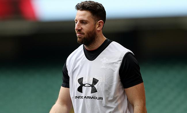 Wales' Alex Cuthbert is on standby