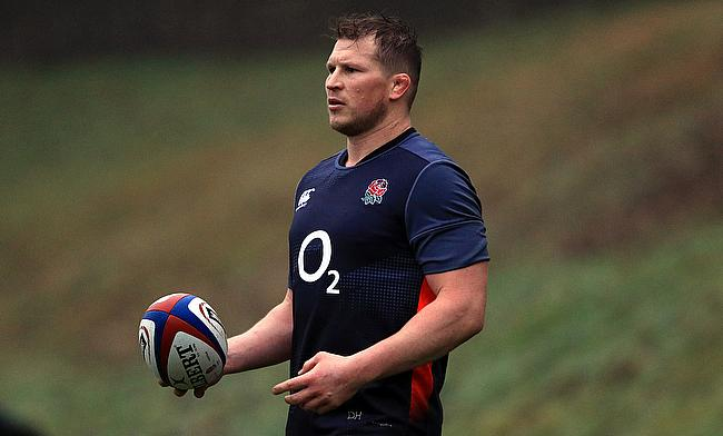 Dylan Hartley's place in the England squad is under scrutiny