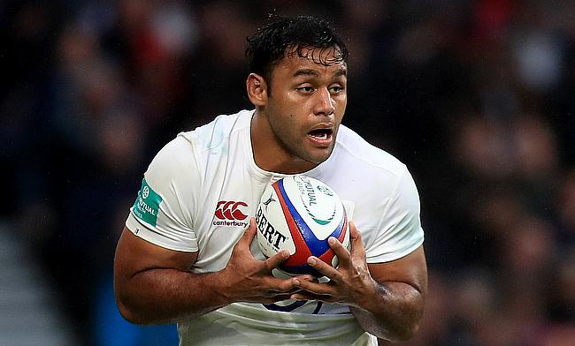 England's Billy Vunipola is set to return against Scotland
