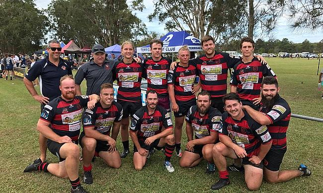 Coffs Harbour Snappers RUFC senior squad