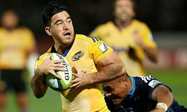 All Black Nehe Milner-Skudder ruled out for six weeks with foot injury