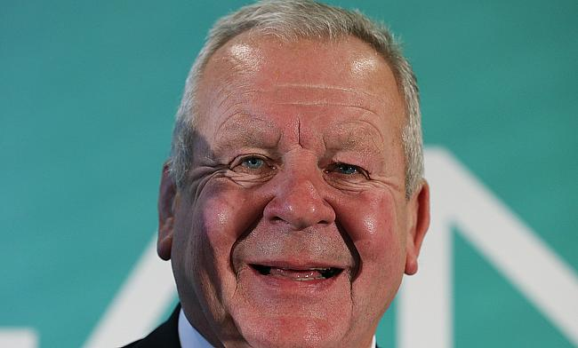 World Rugby chairman and former England captain Bill Beaumont