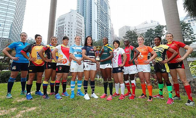 World Rugby Women's Sevens Series Qualifying kicked off on Thursday