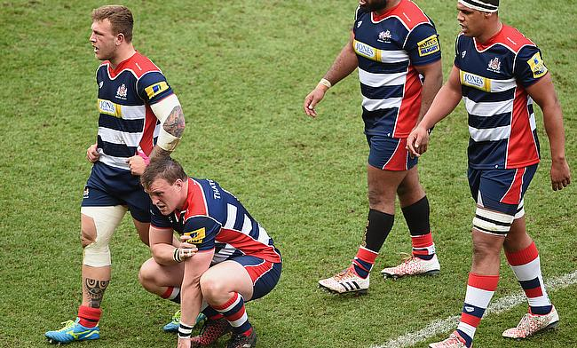 Bristol are set to drop into the second tier