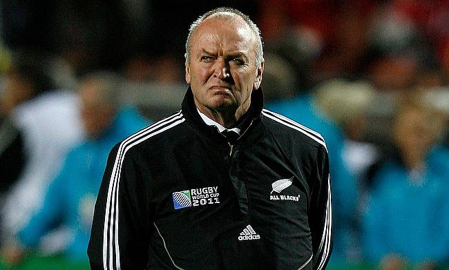 Ex-All Black coach Sir Graham Henry