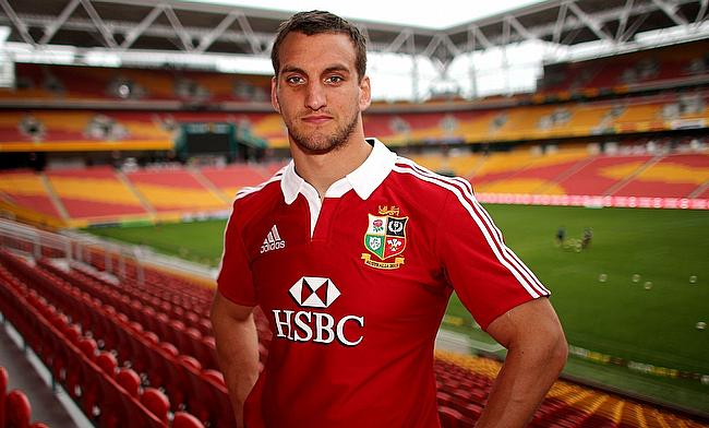 Sam Warburton previously captained the Lions in 2013