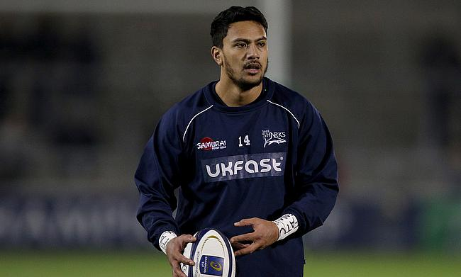 Denny Solomona has been included in England's squad for their tour to Argentina