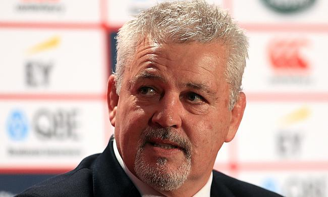 British and Irish Lions head coach Warren Gatland has offered to talk Mike Brown through his omission