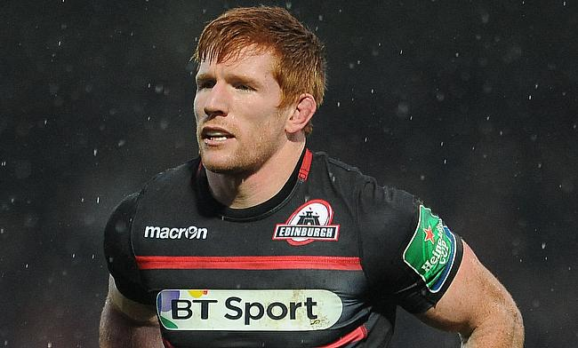 Roddy Grant is back with Edinburgh
