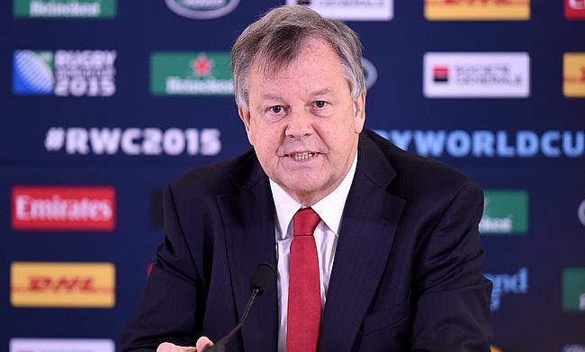 RFU chief executive Ian Ritchie is retiring at the end of the summer