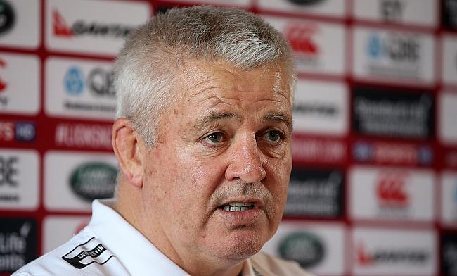 British and Irish Lions head coach Warren Gatland has praised the strength of New Zealand's Super Rugby sides