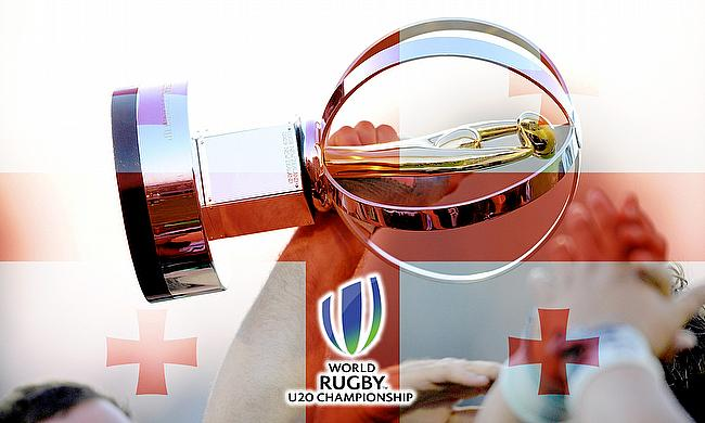 U20s World Rugby Cup