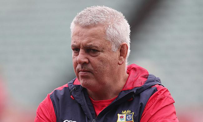 Warren Gatland and his Lions are seeking to become the first opponent to beat the All Blacks at Eden Park since July 1994