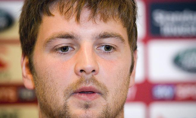 Iain Henderson starred for the Lions against the Hurricanes but was shown a late yellow card