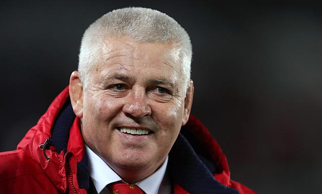 Warren Gatland led the Lions to a series draw in New Zealand