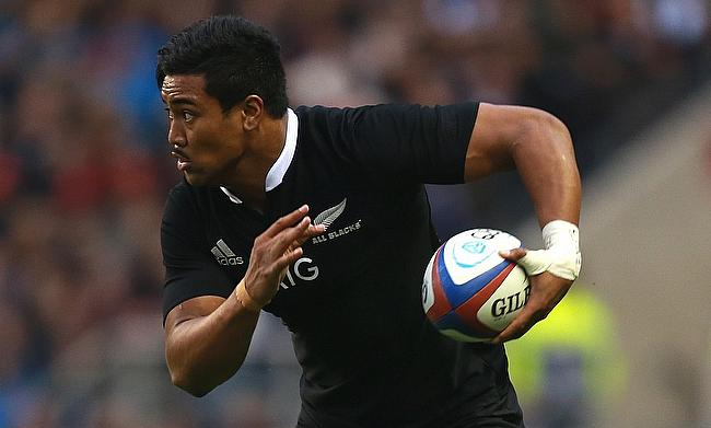 Julian Savea scored a try for Hurricanes