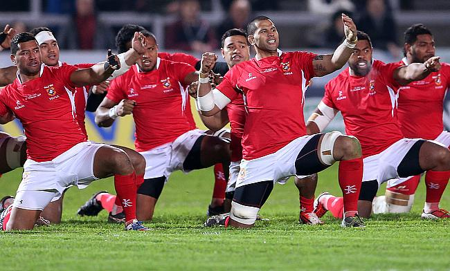 Tonga's Sipi Tau war dance will be seen at the World Cup