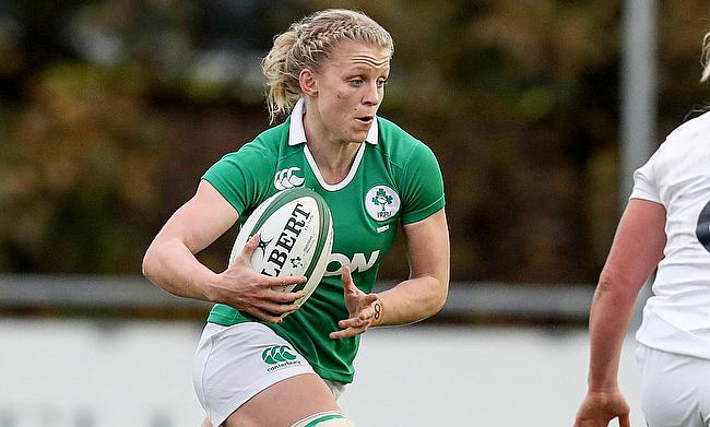 Claire Molloy is all set to feature in her third World Cup