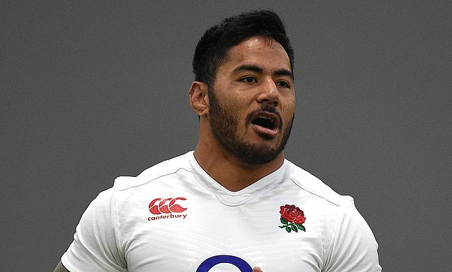 Leicester centre Manu Tuilagi has been named in a 37-man England training squad