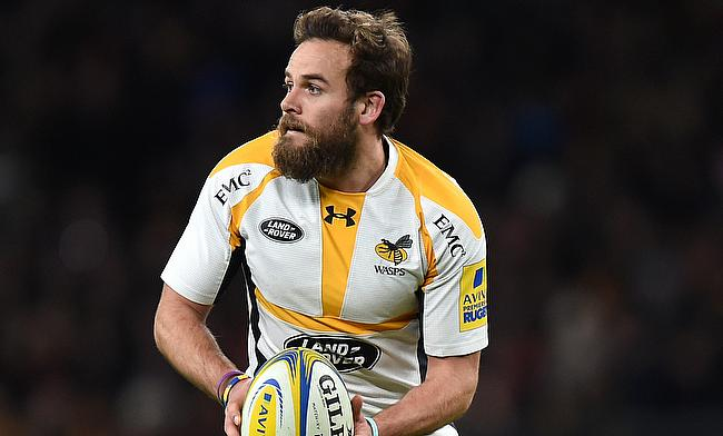 Ruaridh Jackson has played for Wasps and Harlequins since 2014