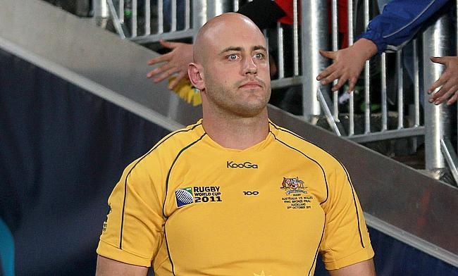 Nathan Sharpe is among the former Australia internationals who played for Western Force