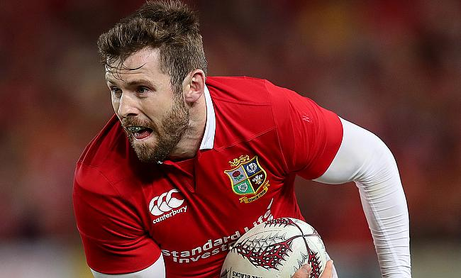 British and Irish Lions back Elliot Daly, pictured, has signed a new contract with Wasps