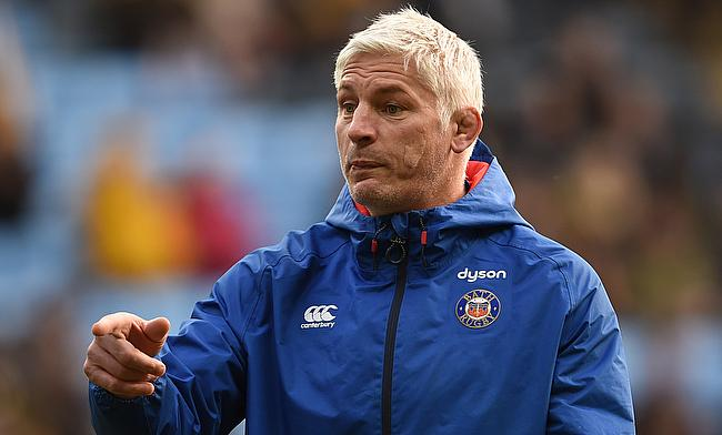 Bath rugby director Todd Blackadder, pictured, is to lose the services of the head coach Tabai Matson