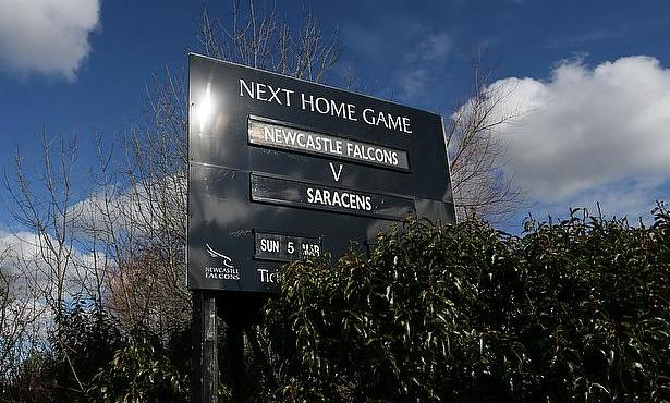Newcastle's Aviva Premiership game against Saracens will be played in Philadelphia on Friday