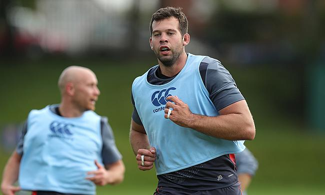Josh Beaumont has been ruled out for three months with a biceps injury