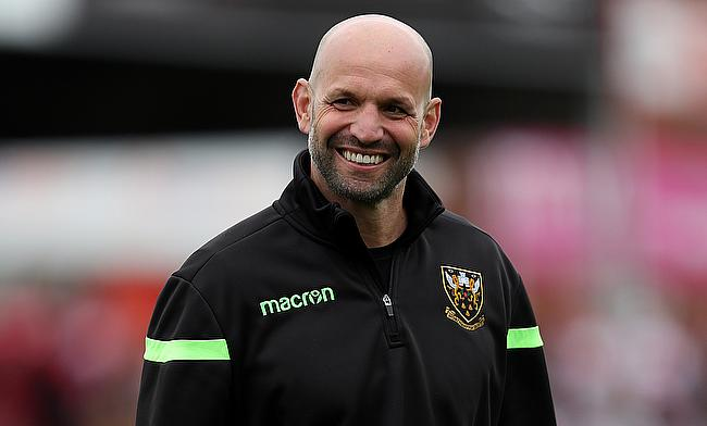 Northampton rugby director Jim Mallinder, pictured, is delighted with a new Saints contract for forward David Ribbans