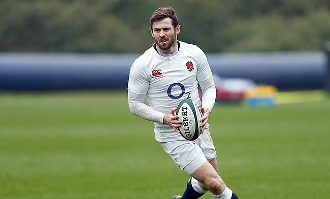 Elliot Daly has been called up by England after missing a training camp in Portugal with a knee injury