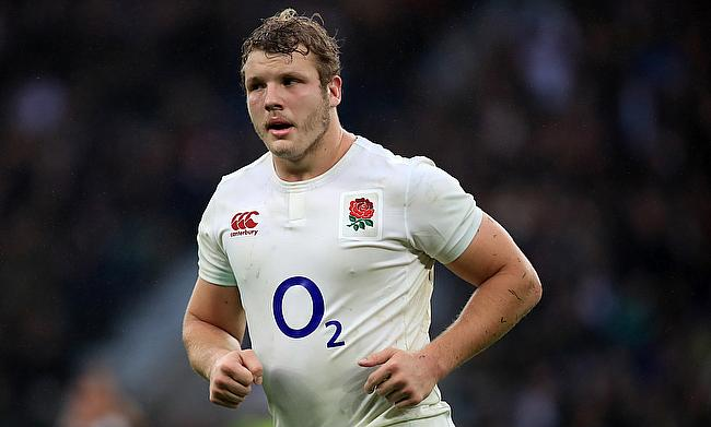 Joe Launchbury is a part of the 26-man squad named by Eddie Jones ahead of clash against Argentina