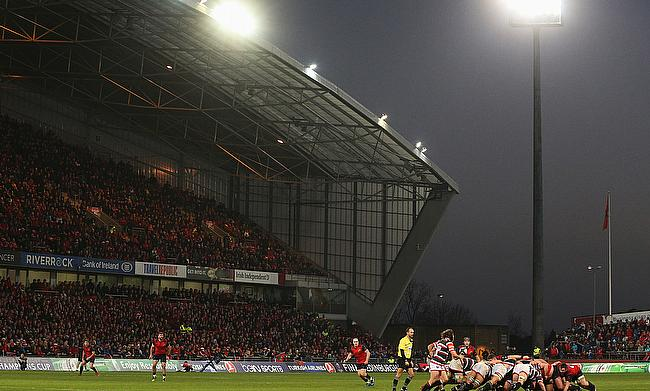 Thomond Park witnessed a tight game