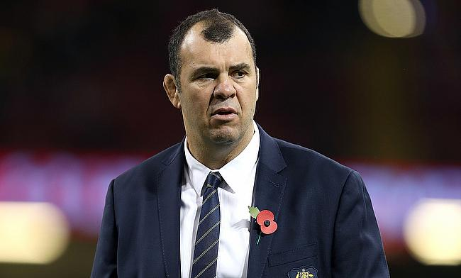 Australia head coach Michael Cheika was concerned by the number of penalties his team conceded against Wales