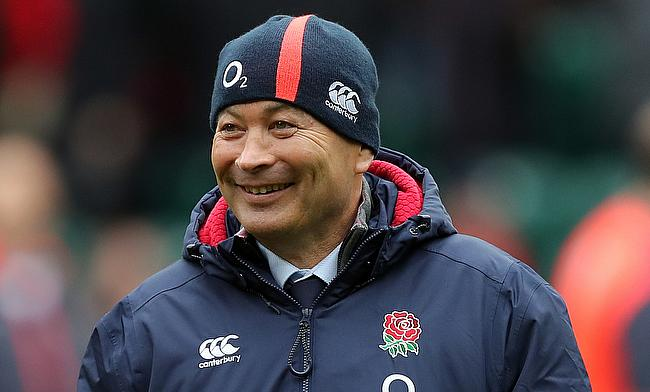 England head coach Eddie Jones will see his side battle Samoa