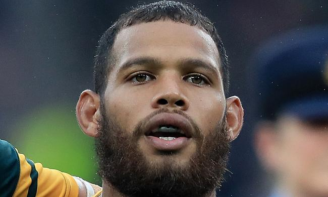 Nizaam Carr was among the try-scorer for Wasps