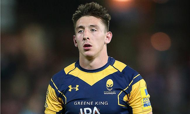 Wing Josh Adams has been in blistering form for Worcester this season